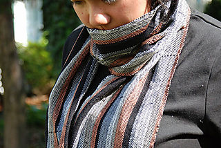 Woven scarf2