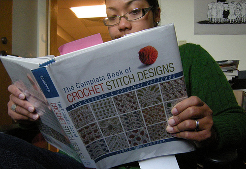 Crochetreading