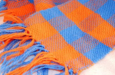 Plain_weave_scarf