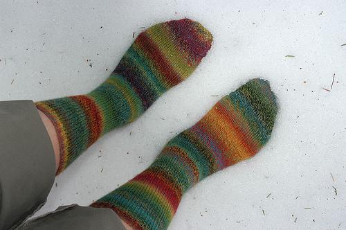 trekking socks, 100