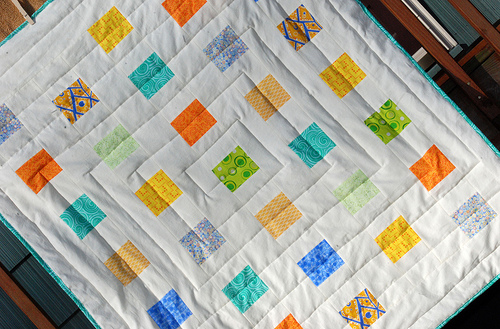 Marley's Quilt