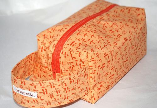 orange boxbag