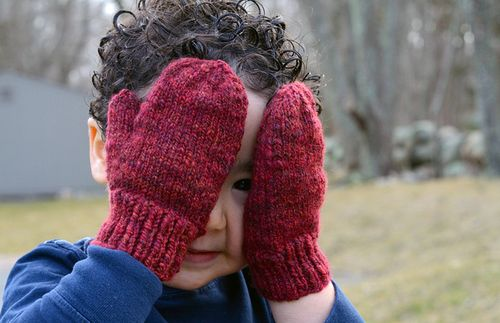 red mittens of awesome