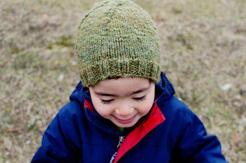 valentine's hat :: little mister's version